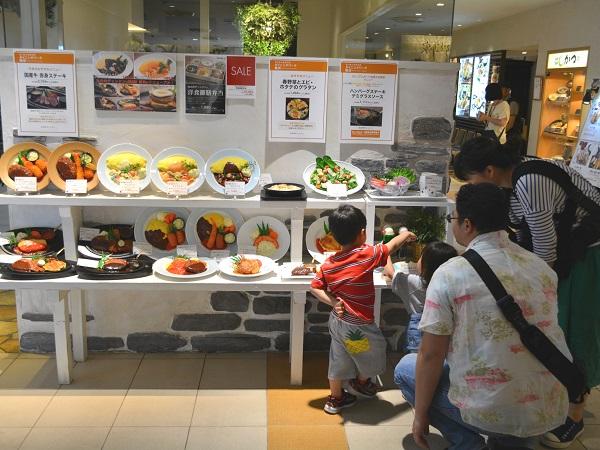 Детское меню на витрине кафе или семейного ресторана увеличивает посещаемость и средний чек за счет посетителей с детьми.