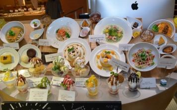Муляжи блюд на витрине работают на увеличение прибыли ресторана