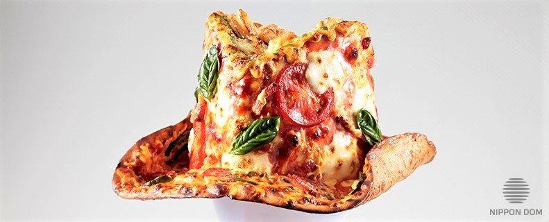Муляж пиццы маргарита