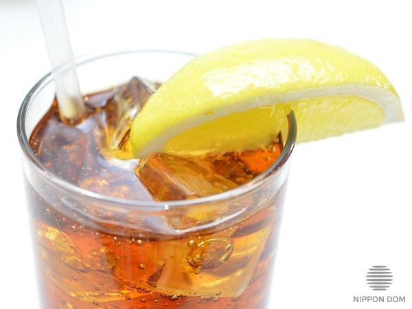 Модели напитков — это силиконовые копии, как две капли воды похожие на настоящие напитки.