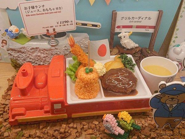 Японская детская посуда сделана из высокопрочных и безопасных материалов