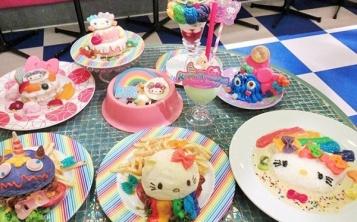 Элементы блюда в сказочном стиле вызывают восторг у детей
