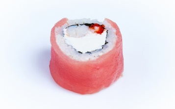 "Roll ""Phil with tuna"""