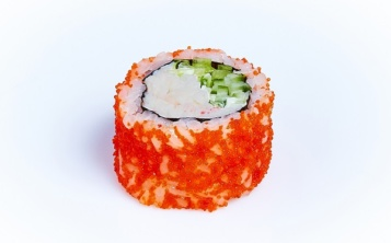 "Roll ""California with surimi"""