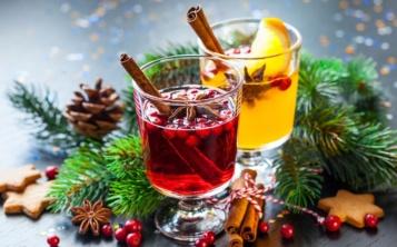 Новогодняя АКЦИЯ 2018 – муляж напитка в ПОДАРОК