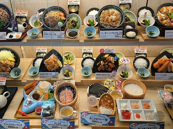Set meals in kids menu reduce time of service provision and increase average bill.