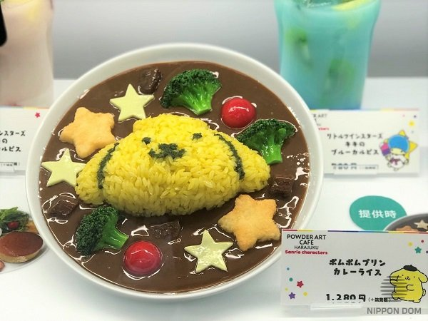 Food, shaped as favorite cartoon characters, will make meals attractive for children, even if the food is served in ordinary plates.