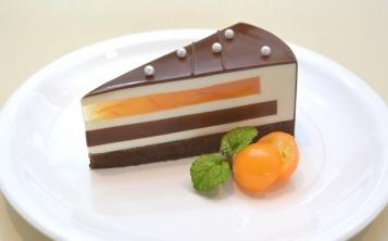 Стоимость муляжа торта «Апельсиновый капучино» 169 $