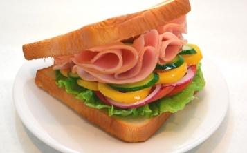 Cost of replica «Sandwich Hamon»155$