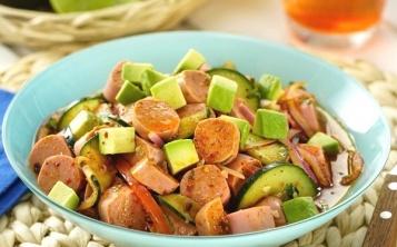 Салат мексиканский