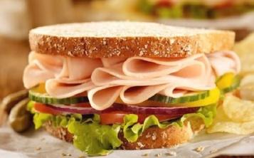 Sandwich Hamon