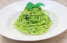 Basil spaghetti-2