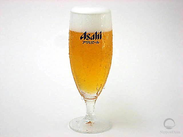 """Glass of beer """"Asahi"""" (240 ml)-2"""