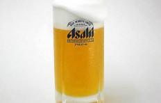 "Glass of beer ""Asahi""-3"