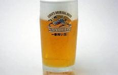 "Glass of beer ""Kirin Ichiban""-1"