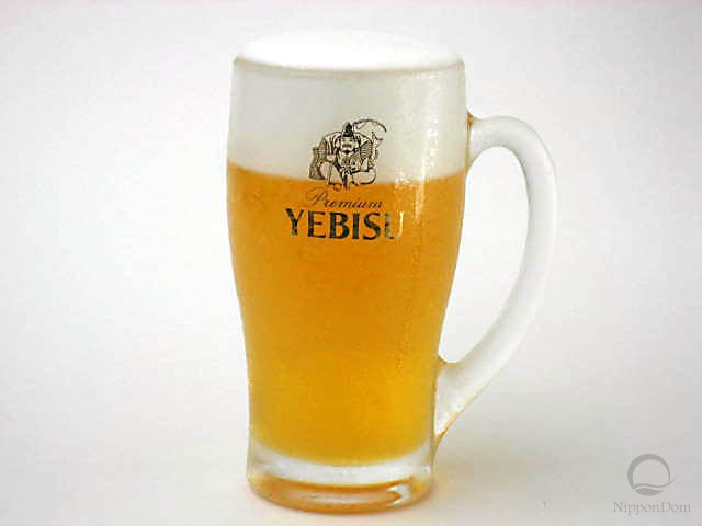 "Mug of beer ""Yebisu""-1"