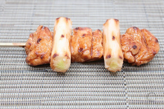"Yakitori ""Chicken with sauce & onion"""