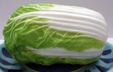 Муляж китайской капусты (250/ 150 мм)