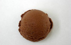 Муляж шоколадного мороженого (16)-1