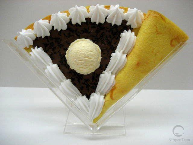 Шоколад с мороженым