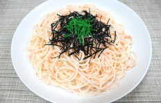 Cod roe spaghetti-2