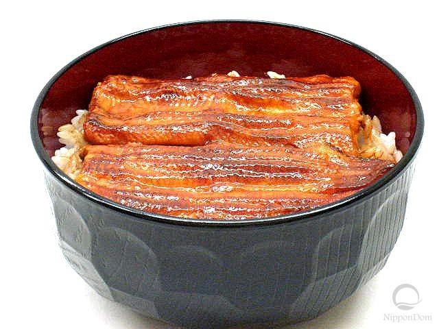 Eel bowl