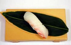 Replica of sushi Flounder (3)