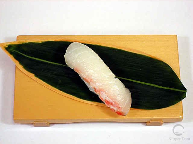 "Муляж суши ""камбала"" (3)"