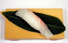 Replica of sushi Flounder (7)