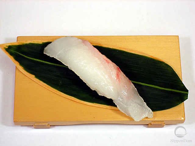 "Муляж суши ""камбала"" (7)"
