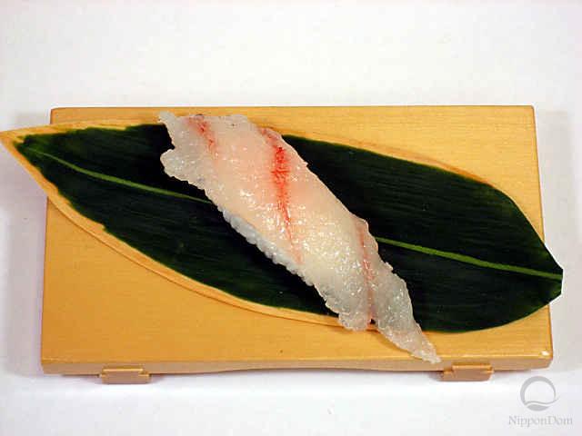 "Муляж суши ""камбала"" (8)"
