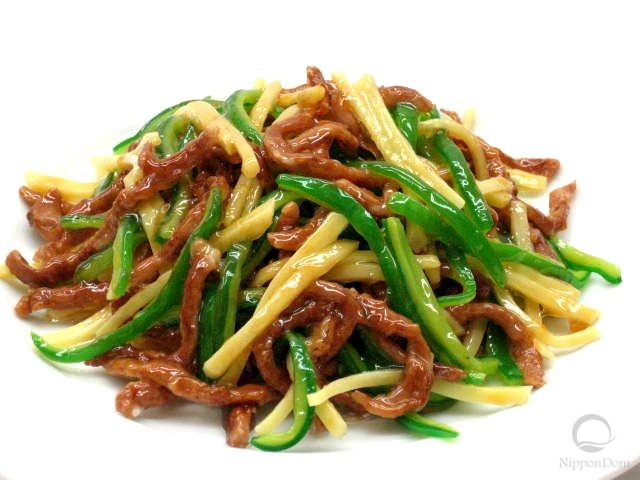 Fried beef