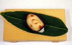 Fried shiitake
