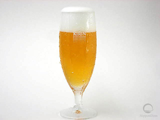 "Glass of beer ""Kirin"" (330 ml)-3"