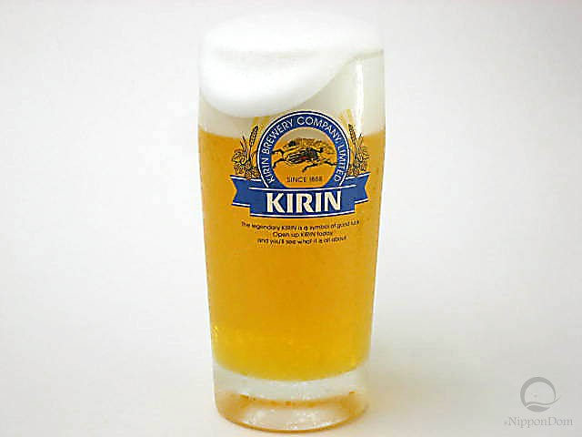 "Glass of beer ""Kirin"" (435 ml)"
