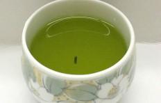 Муляж зеленого чая