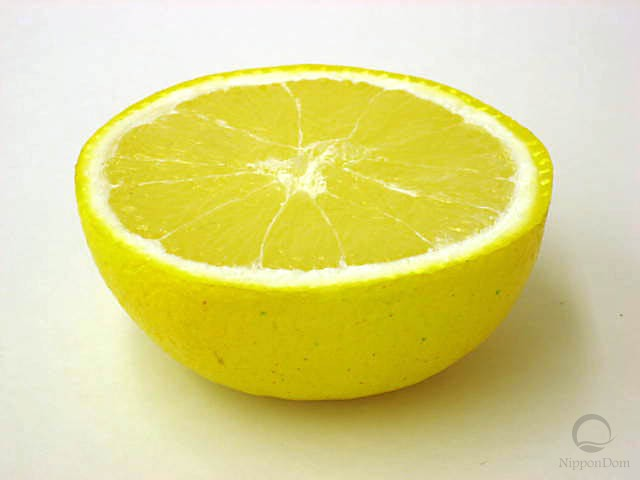 Half-cut grapefruit (small)