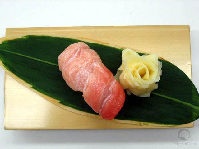 Replica of sushi Large toro-11