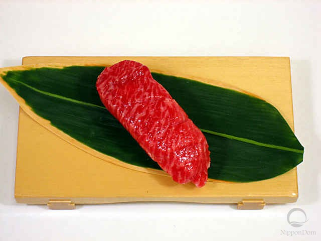 Replica of sushi Large toro-3