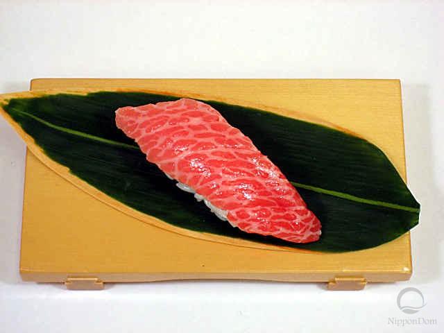 Replica of sushi Large toro-5