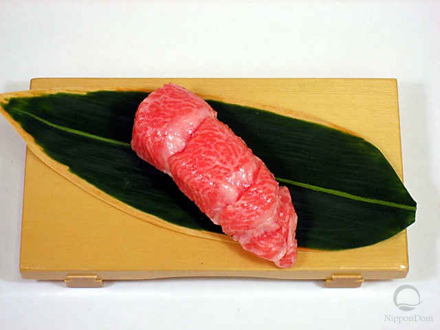 Replica of sushi Large toro-8