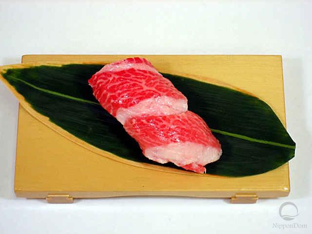 Replica of sushi Large toro-9