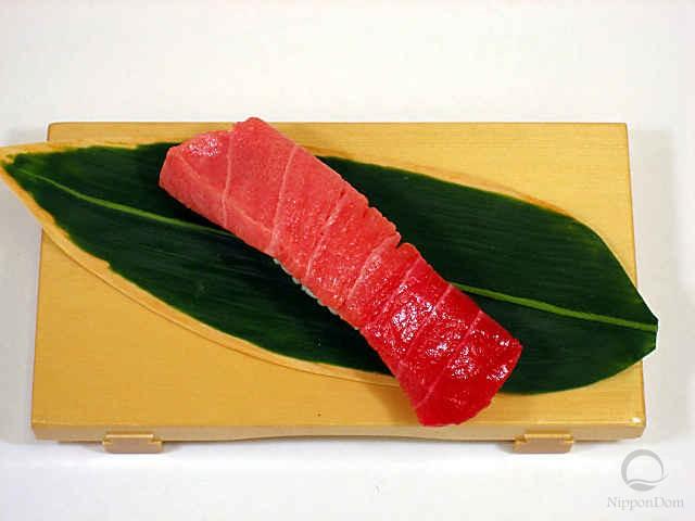 Replica of sushi Medium tuna-10