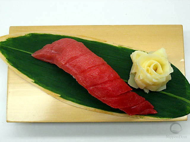 Replica of sushi Medium tuna-12