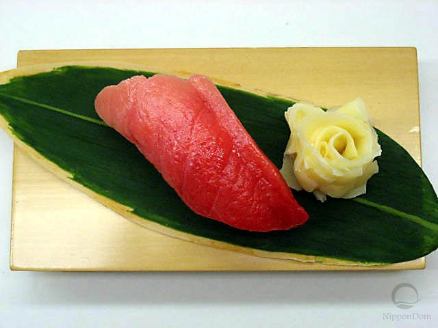 Replica of sushi Medium tuna-14