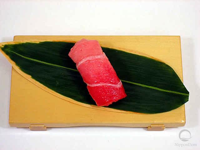 """Replica of sushi """"Tuna medium fat (2)"""""""