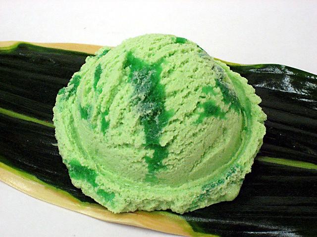 Melon ice cream