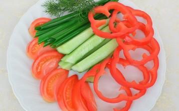 Стоимость муляжа «Ассорти из овощей» 157 $