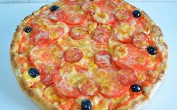 """Стоимость муляжа """"Пицца Пепперони"""" 175 $"""