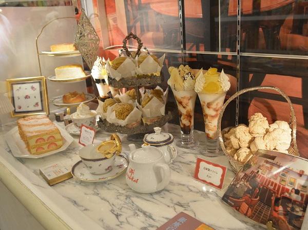 Аппетитные муляжи в дизайне интерьера кафе увеличивают число клиентов